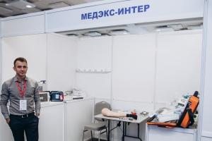 """Компания Медэкс-Интер участвовала в выставке """"Здоровье. Крым 2019"""" 06-07 июня, г. Алушта"""