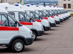 Минпромторг получил 5,5 млрд рублей на закупку автомобилей скорой помощи