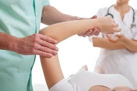 Травма предплечья - показания для косыночной повязки