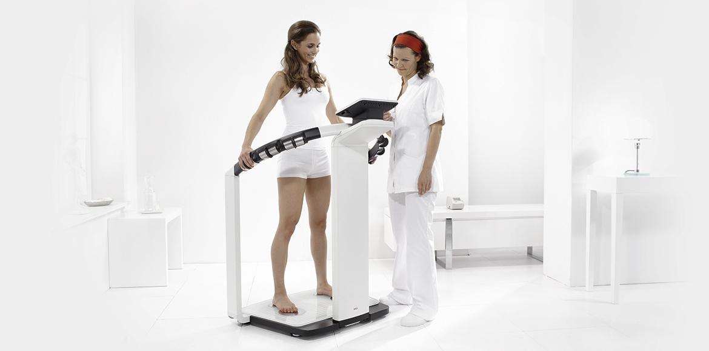 Анализатор состава тела человека - SECA 515