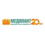 Медицинское оборудование Медплант - логотип