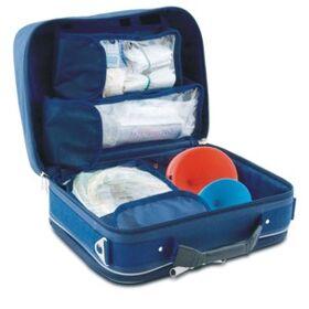 Набор для оказания неотложной помощи при эндогенных отравлениях НИСМПт-01-«Мединт-М» в сумке СМУ-01 -  Наборы токсикологические