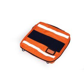 Набор первой помощи НПП (базовый) исполнение 2, в сумке-чехле «ВОЛОНТЕР-3», цвет оранжевый - Комплекты для первой помощи