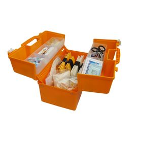 Набор травматологический для оказания скорой медицинской помощи НИТсп-01-«МЕДПЛАНТ» в футляре-саквояже  УМСП-01-Пм/2 - Наборы травматологические для оказания скорой помощи