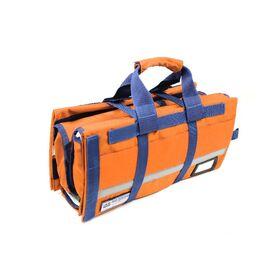 Набор первой помощи НПП (расширенный) исполнение 2, в сумке-трансформере универсальной раскладной СУРт-01, цвет оранжевый - Комплекты для первой помощи