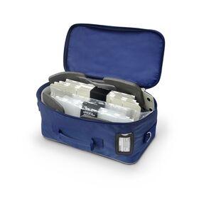 Комплект шин транспортных иммобилизационных складных для взрослых и детей КШТИ-01-Медплант (большой) - Шины складные многоразовые (пластик)