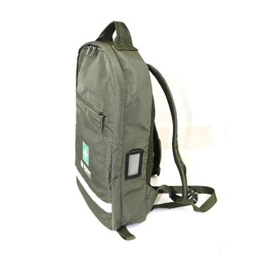 Набор первой помощи НПП (расширенный) исполнение 1, в рюкзаке «ВОЛОНТЕР-4», цвет олива - Комплекты для первой помощи