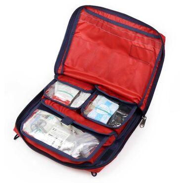Набор первой помощи НПП (базовый) исполнение 1, в сумке-чехле «ВОЛОНТЕР-3» - Комплекты для первой помощи