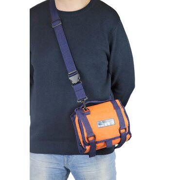 Набор первой помощи НПП (базовый) исполнение 1, в сумке универсальной раскладной СУР-01, цвет оранжевый - Комплекты для первой помощи