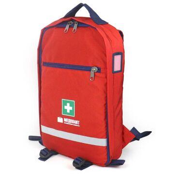 Набор первой помощи НПП (расширенный) исполнение 1, в рюкзаке «ВОЛОНТЕР-4» - Комплекты для первой помощи