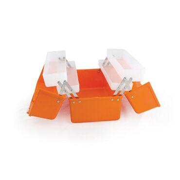 Укладки врача скорой медицинской помощи серии УМСП-01-П/3 - Укладки пластиковые УМСП