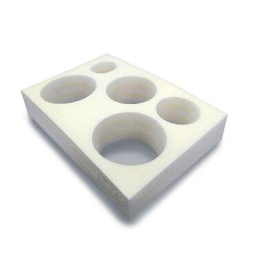 Ложемент для флаконов-антисептиков УМСП-01-Пм - Укладки пластиковые УМСП